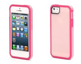 Griffin Separates Case For iPhone 5 - Pink & Pink