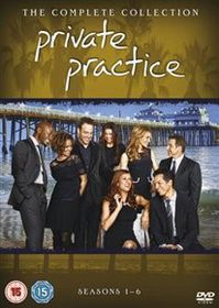 Private Practice: Seasons 1-6 (Import DVD)