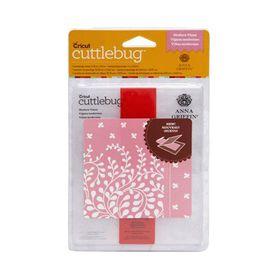 Cuttlebug Anna Griffin Embossing Folder & Border A2  - Morden Vines