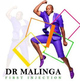 Dr. Malinga - First Injection (CD)