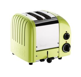 Dualit - 2 Slice Classic Toaster - Lime Green