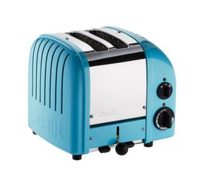 Dualit - 2 Slice Classic Toaster - Azure Blue