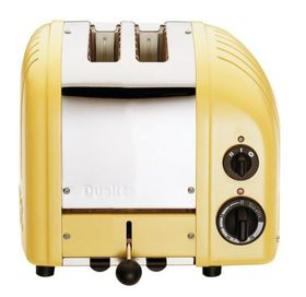 Dualit - 2 Slice Classic Toaster - Canary Yellow