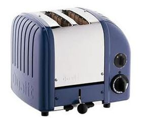 Dualit - 2 Slice Classic Toaster - Lavender Blue