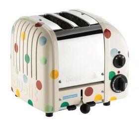 Dualit - 2 Slice Classic Toaster - Emma Bridgewater Limited Edition