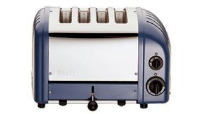 Dualit - 4 Slice Classic Toaster - Lavender Blue