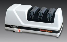 Chef's Choice - Electric Sharpener - Black and White