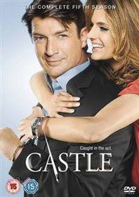 Castle: Season 5 (Import DVD)