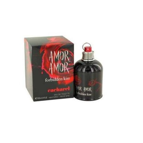 Cacharel Amor Amor Forbidden Kiss 100ml Eau De Toilette Spray For