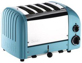 Dualit - 4 Slice Classic Toaster - Azure Blue