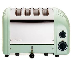 Dualit - 4 Slice Classic Toaster - Mint Green