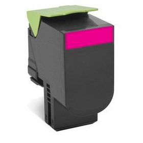 Lexmark 708HM High Yield Return Program Toner Cartridge - Magenta
