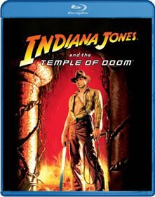 Indiana Jones and the Temple of Doom (1984) (Blu-ray)