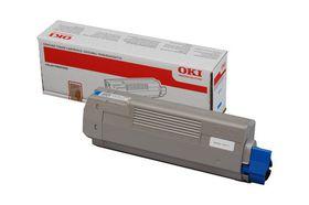 OKI 44315323 Toner Cartridge - Cyan