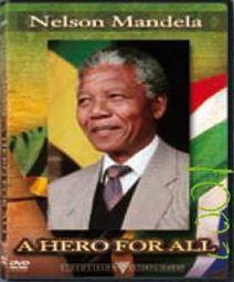 Nelson Mandela - Hero For All (DVD)