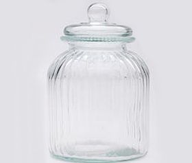Maxwell & Williams - Glass Candystore Canister - 3.8 Litre