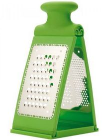 Maxwell and Williams - Stainless Steel Grabbers Foldable Grater - Lime