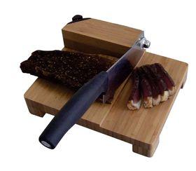 Tekut Biltong Slicer Model - Bamboo