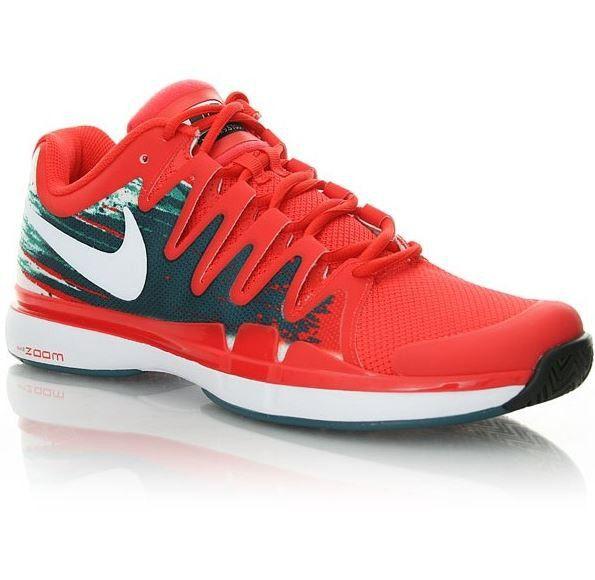 Mens Nike Zoom Vapor 9.5 Tour Tennis Shoe. Loading zoom