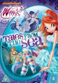 Winx Club: Tales from the Sea (Import DVD)