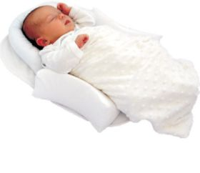 Snuggletime - Sleep Positioner - White