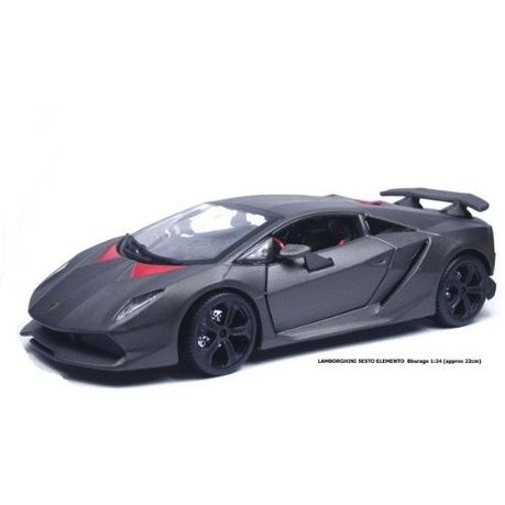 Bburago Scale 1 24 Lamborghini Sesto Elemento Buy Online In