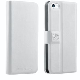 Body Glove Flip Cover for Apple iPhone 5 - White