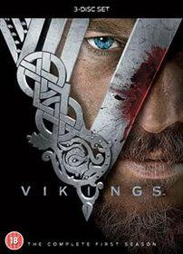 Vikings Season 1 - (Import DVD)
