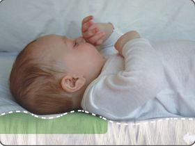 Snuggletime - Bamboopaedic Baby Pillow