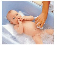 Snuggletime - Baby Bather Towelling - Cover Only