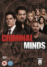 Criminal Minds: Season 8 (Import DVD)