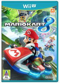 Wii U Mario Kart 8 (Wii U)