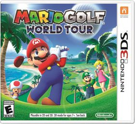 Mario Golf World Tour (3DS)