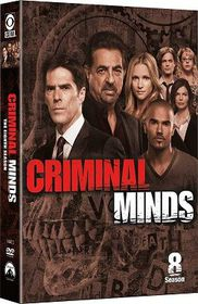 Criminal Minds Season 8 (DVD)
