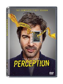 Perception Season 1 (DVD)