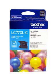 Brother LC77XL-C Cyan Ink Cartridge
