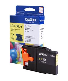 Brother LC77XLY - Yellow Ink Cartridge