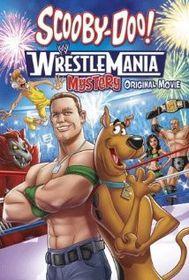 Scooby-Doo: Wrestlemania Mystery (DVD)