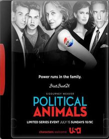 Political Animals Season 1 (DVD)