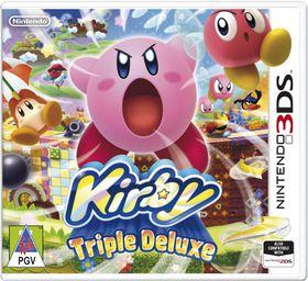 Kirby Triple Deluxe (3DS)