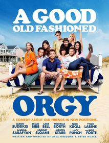 A Good Old-Fashioned Orgy (DVD)