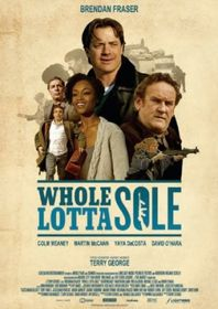 Whole Lotta Sole (aka Stand Off) (DVD)