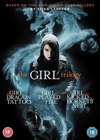 The Girl... Trilogy (Import DVD)