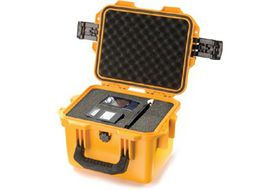 Pelican Storm iM2075 Yellow Case with Cubed Foam