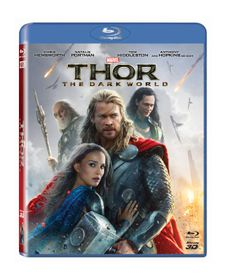 Thor: The Dark World (3D + 2D Blu-ray)