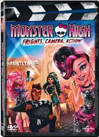 Monster High: Frights Camera Action (DVD)