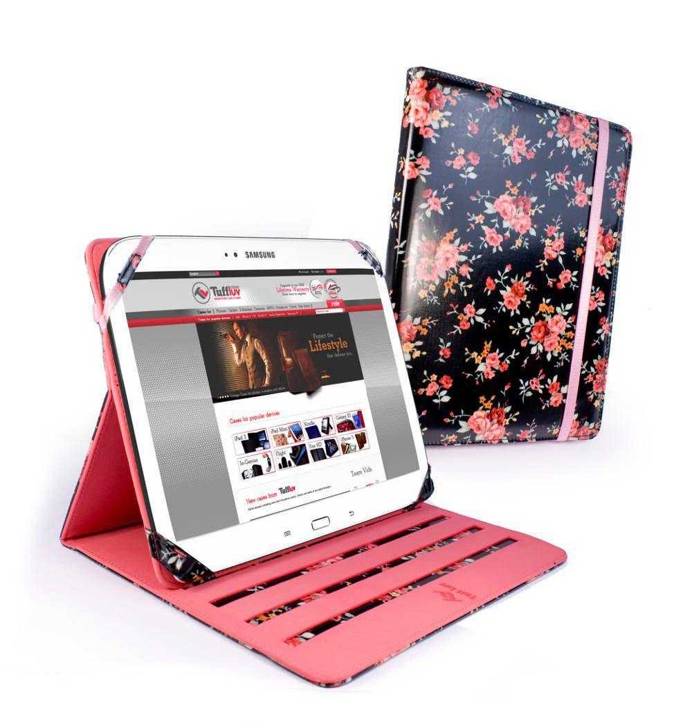Tuff Luv Secret Garden Slim Stand For Samsung 101 Galaxy Tab 3