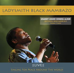 Ladysmith Black Mambazo - Live: Singing For Peace Around The World (CD)