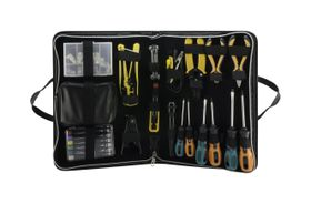 Sprotek 33 Piece Network Tool Kit