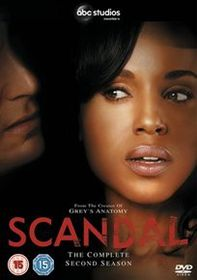 Scandal: The Complete Second Season (Import DVD)